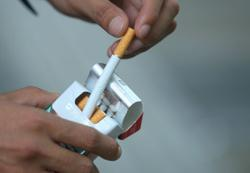 Ipoh cops take disciplinary action against several cops found smoking in public