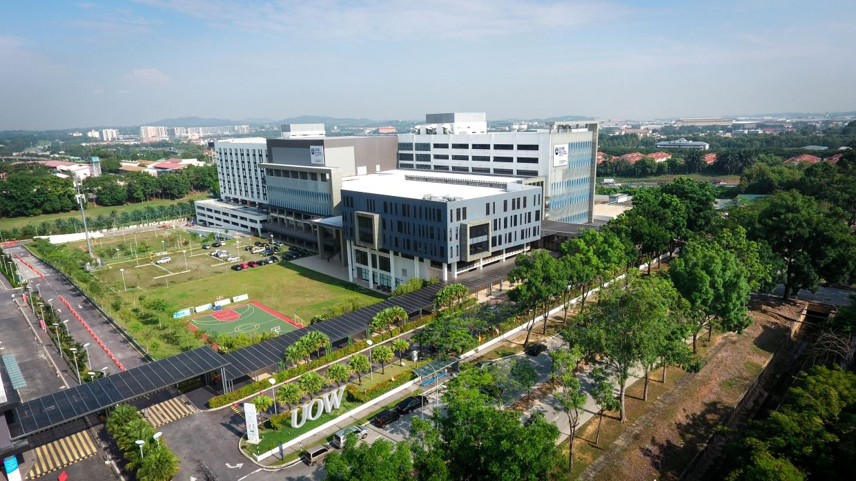 UOW Malaysia KDU is located in Glenmarie, Selangor, with its state-of-art industry-grade facilities.