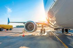 Jet fuel demand showing signs of life