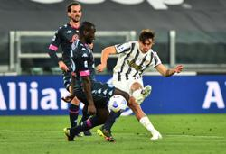 Dybala makes stunning return as Juventus end slump with Napoli win