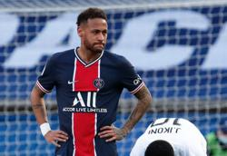 Neymar banned for two Ligue 1 games after red card v Lille