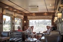 Thanks to Covid-19, locals can finally afford South Africas luxury train ride