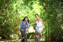 Cyclotourism in Langkawi lets visitors explore the island through cycling