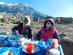 Malaysian hiker goes on an unforgettable Kilimanjaro trekking expedition