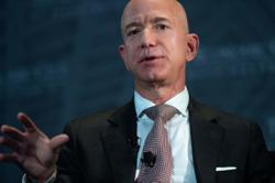 Bezos retains status as worlds richest man, Musk in second spot