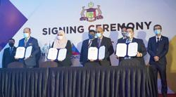 LBS inks RDA with Melaka state government
