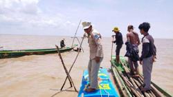 Waning fish-catch in Cambodia's Tonle Sap region