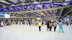 Thai airports 'missing' 20 million passengers in Jan-Feb