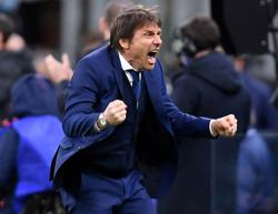 Conte's Inter crazy no more as they close in on Serie A title