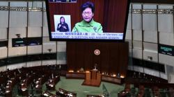 Hong Kong's electoral amendment bill to be submitted to LegCo April 14