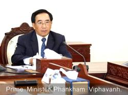 Laos, Japan vow to strengthen political and economic ties