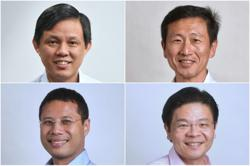 With Singapore's Heng stepping aside, who will succeed Lee as PM?
