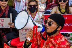Myanmar's star entertainers feel wrath of military as they come out in support of protesters