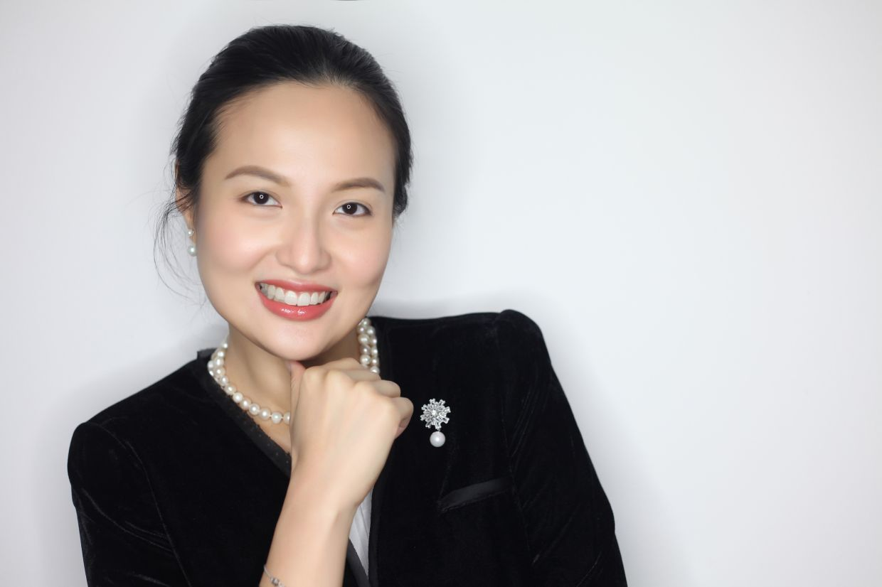 Ong Soo Hua, an AICI (Association of Image Consultants)-certified image consultant and personal stylist. Photo: OSH Image Consultancy