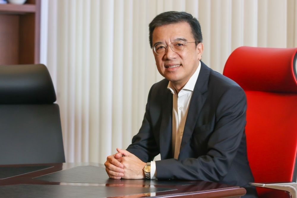 RSDH group CEO Raymond Chong