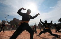 Five traditional martial arts that are practised in Malaysia