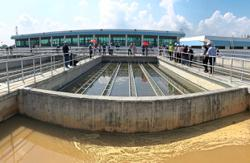 Third set of pipelines boosting water supply security