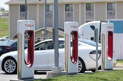 The risk of Tesla shares is not owning them