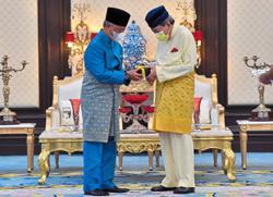 A royal honour