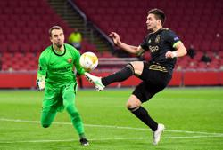 Roma come from behind to win at Ajax