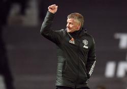 United's Solskjaer praises exceptional Rashford and Fernandes