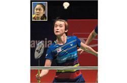 Vivian and new partner will debut at Malaysian Open
