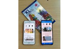 Printed travel guides go digital