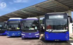 Johor starts rapid bus transit system to boost public transport use
