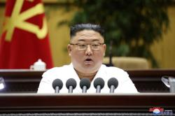 North Korea's Kim cites 1990s famine in urging work to alleviate economic crises
