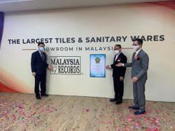 Jubin launches largest complex in Johor Baru