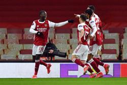 No concerns over Arsenal mentality: Arteta