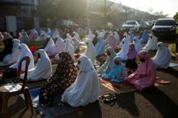 Indonesia announces internal travel ban during Eid al-Fitr over Covid-19