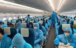 Vietnam airlines await vaccine passports for resumption of international flights