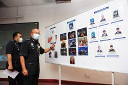 Cops: Crime gang luring students to join with blood initiations, promises of power and money