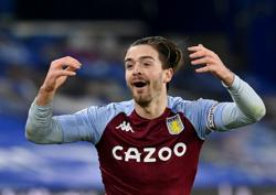 Villa's Grealish out for
