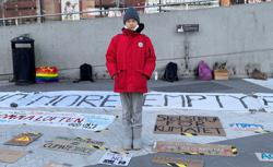 Activist Greta Thunberg to skip U.N. climate conference in Scotland