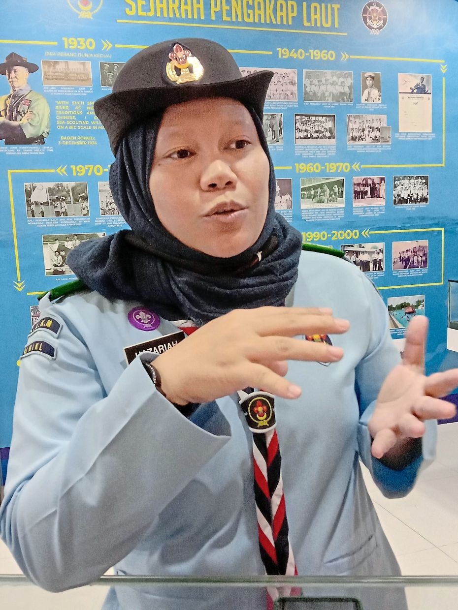 Hazariah says a space exploration batch is being formed at UniKL MIAT.