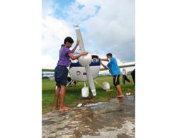 Soaring fascination with planes