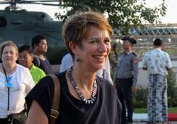 UN envoys arrives in Bangkok to make Myanmar diplomatic push