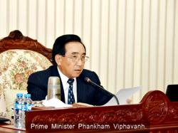 Laos govt going all out to overcome country's economic difficulties