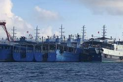 Chinese Navy chases Philippines' news crew in disputed sea