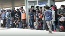 Laos: WFP provides US$1mil to feed returning migrant workers