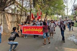 Myanmar's UN envoy urges action against junta as bloodshed continues