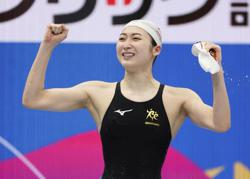 Swimming: Leukaemia survivor Ikee adds two more titles at Japan championships