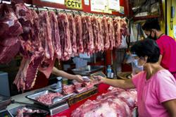 Philippines to end cap on pork prices as supplies arrive