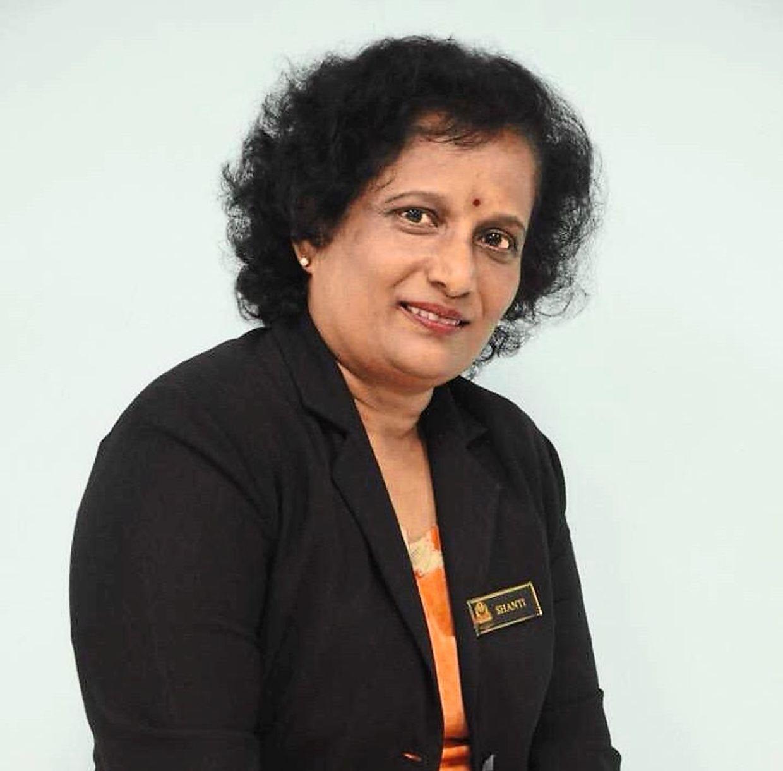 Shanti Subramaniam