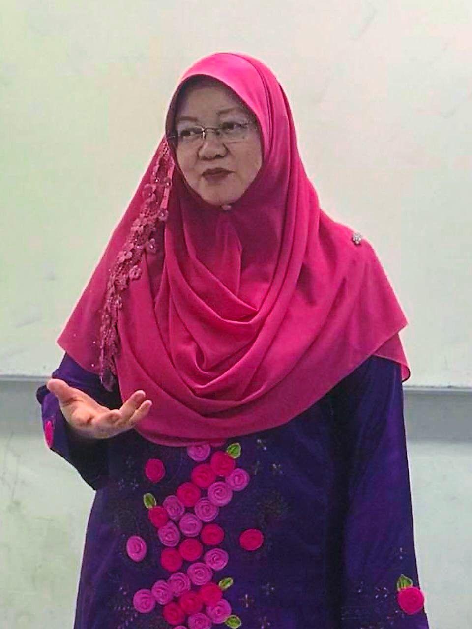 Mawarni Mustafa