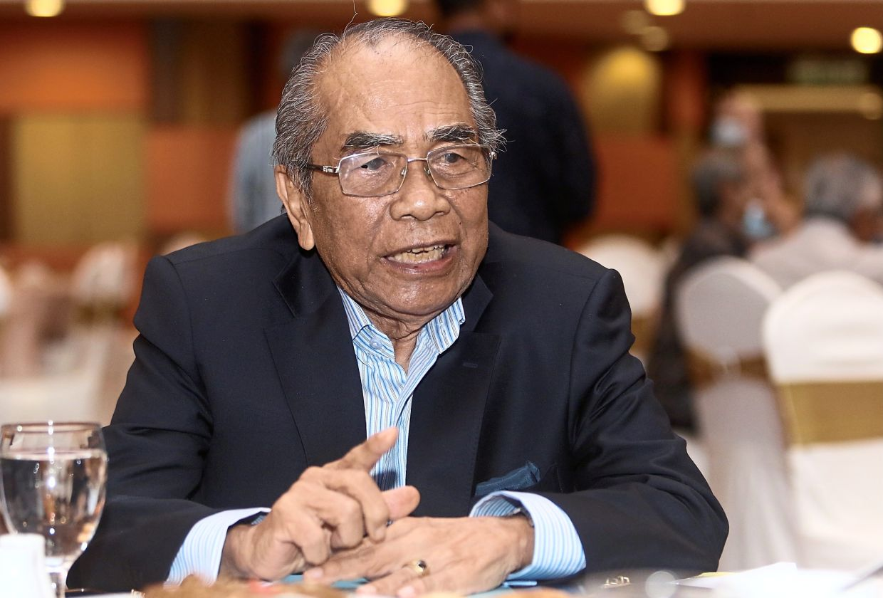 Sallehuddin: The PTD should have the spirit of not only waiting for instructions on policies but also thinking about how to develop the country.