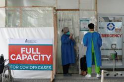Philippines: Pandemic continues to soar - 12,674 new Covid-19 cases as total soars to 853,209; earthquake rattles southern country