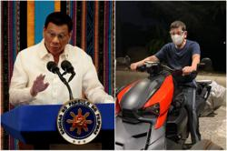 Aides dismiss rumours circling Duterte's health, including one which said he has died in Singapore